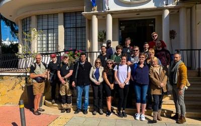 Bushcraft Training, Cyprus 16th – 21st February